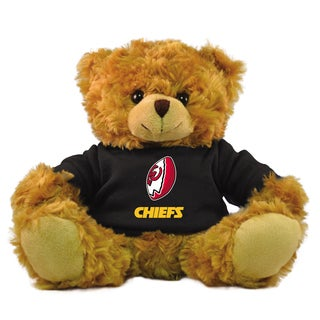 Kansas City Chiefs 9-inch Rally Men Hoodie Bear