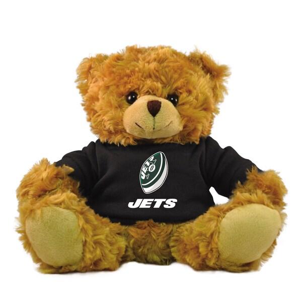 New York Jets 9-inch Rally Men Hoodie Bear