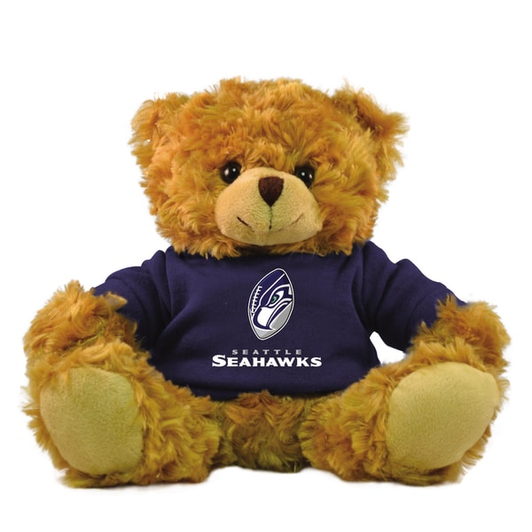 Seattle Seahawks 9-inch Rally Men Hoodie Bear