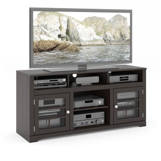 Sonax TWB-206-B West Lake TV Bench in Mocha Black
