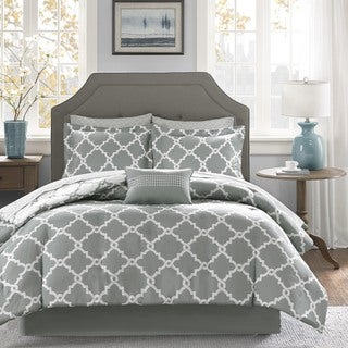 Madison Park Essentials Almaden Reversible 4-piece Coverlet Set