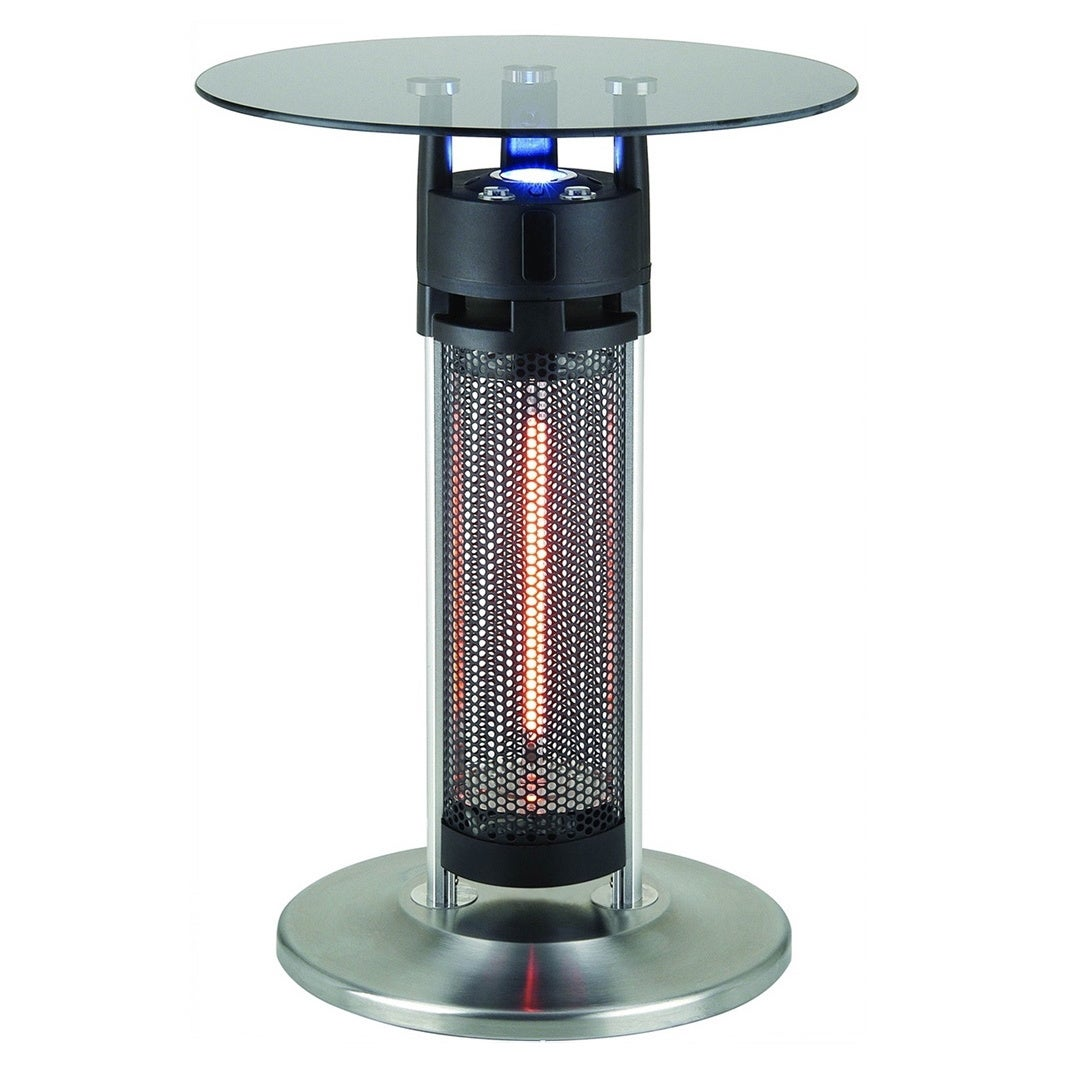 Radiant EnerG+ HEA-14756 LED Bistro Style Table with Elec...