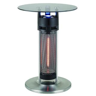 EnerG+ HEA-14756 LED Bistro Style Table with Electric Infrared Heater Tower|https://ak1.ostkcdn.com/images/products/10634451/P17703003.jpg?impolicy=medium