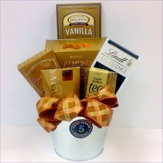 Fifth Avenue The Chocolate and Tea Gift Set