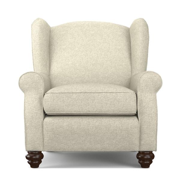 Phenomenal Shop Handy Living Hana Barley Tan Linen Wingback Chair And Cjindustries Chair Design For Home Cjindustriesco