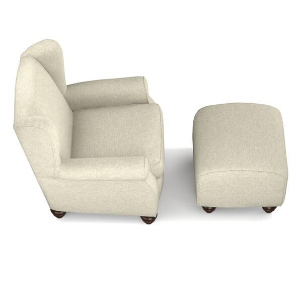 Awesome Shop Handy Living Hana Barley Tan Linen Wingback Chair And Cjindustries Chair Design For Home Cjindustriesco