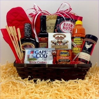 Fifth Avenue The Ultimate BBQ Gift Basket