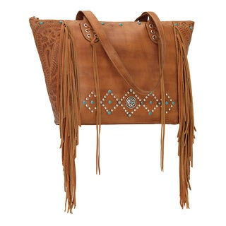 American West 2315724 Canyon Creek Tote Bag