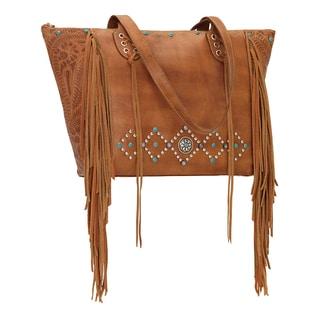 American West 2315724 Canyon Creek Tote Bag