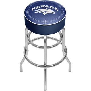 University of Nevada Wolfpack Padded Swivel Bar Stool