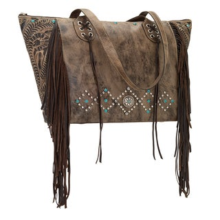 American West 2383724 Canyon Creek Tote Bag
