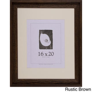 Appalachian Barnwood Picture Frame 16x20