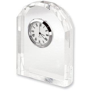 Heim Concept Crystal Arch Clock