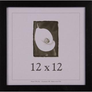 """Affordable Black Frame (12"""" x 12"""")"""