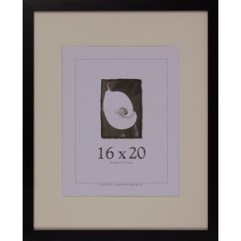 Affordable Black 16x20