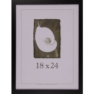 """Affordable Black Frame (18"""" x 24"""") (2 options available)"""