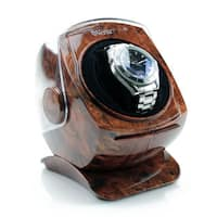 Versa Automatic Single Watch Winder Burlwood