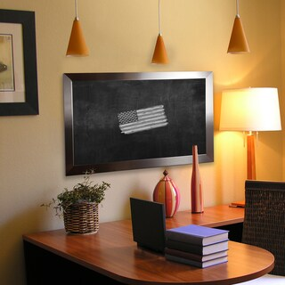 American Made Rayne Silver Petite Blackboard/Chalkboard (More options available)