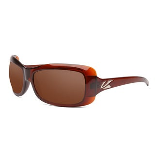 Kaenon Women's 'Georgia' Tobacco Copper Sunglasses