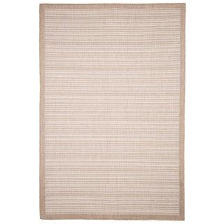 """Windsor Home Casual Stripe Indoor/Outdoor Area Rug - Beige - 5'x7'7"""""""