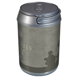 Picnic Time Mini Can Cooler (U.S. Army)