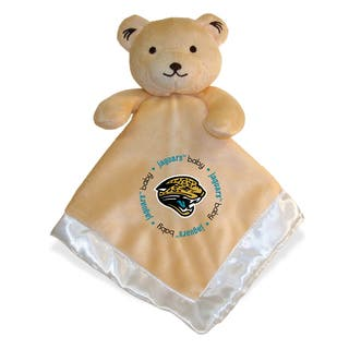 Baby Fanatic NFL Jacksonville Jaguars Snuggle Bear|https://ak1.ostkcdn.com/images/products/10635200/P17703656.jpg?impolicy=medium