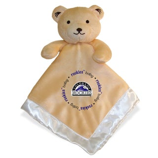 Baby Fanatic MLB Colorado Rockies Snuggle Bear