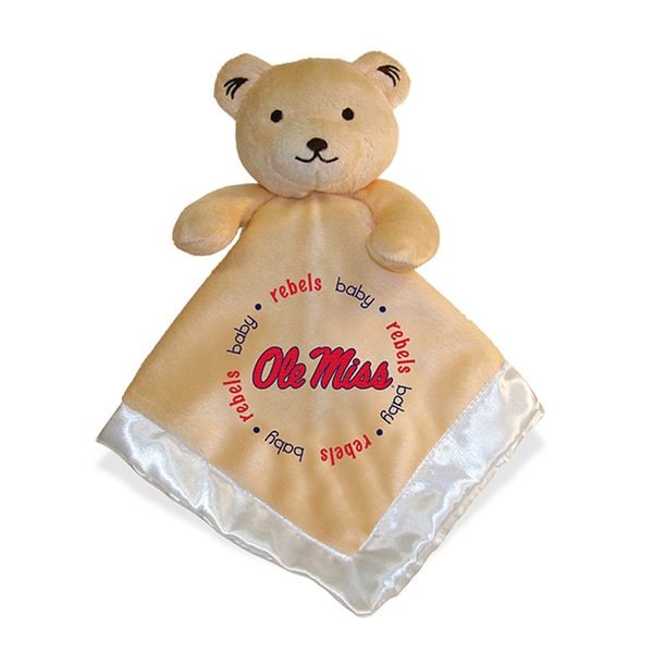 Baby Fanatic NCAA Ole Miss Rebels Snuggle Bear