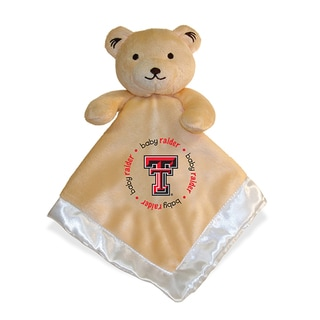 Baby Fanatic NCAA Texas Tech Red Raiders Snuggle Bear