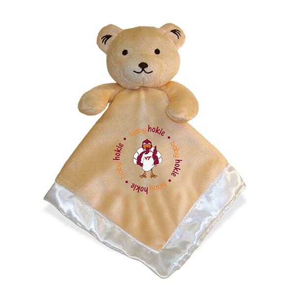 Baby Fanatic NCAA Virginia Tech Hokies Snuggle Bear
