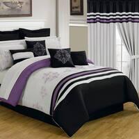 Windsor Home Rachel Room-In-A-Bag 24 Piece Bedroom Set