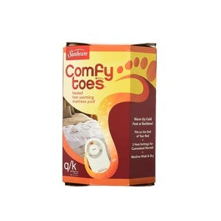 Sunbeam Comfy Toes Heated Mattress Pad, Twin/Full https://ak1.ostkcdn.com/images/products/10635534/P17703933.jpg?impolicy=medium