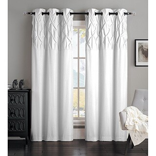 Porch & Den Crestline Copeland Curtain Panel Pair