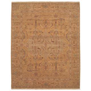 Nourison's Nourison Ancestry Gold Rug (8'6 x 11'6)