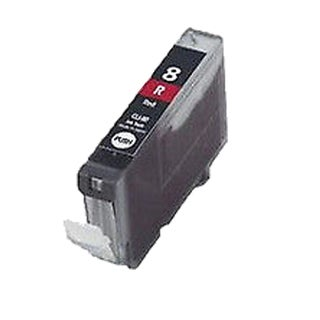 1PK CLI-8 Red Compatible Inkjet Cartridge For Canon PIXMA Pro 9000 ( Pack of 1 )