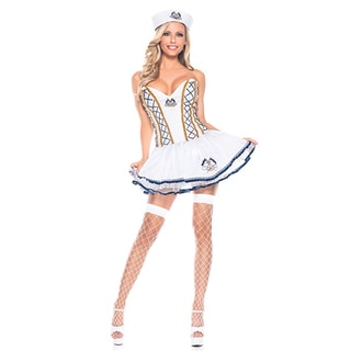 Women's 2-piece Naughty Sailor Costume