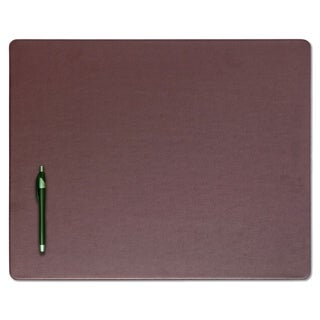 Chocolate Brown Leatherette (20x16-inch) Conference Pad