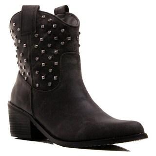 Gomax Women's Cowboy-03X Ankle Boot