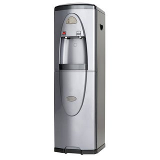 Global Water G3 Hot and Cold Bottle-less Water Cooler with Reverse Osmosis and Nano Filter