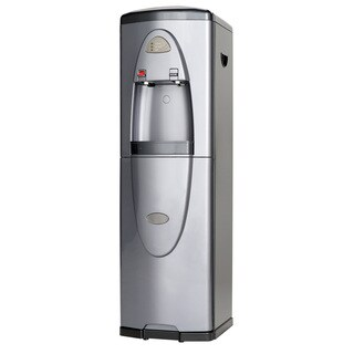 Global Water G3 Hot and Cold Bottle-less Water Cooler with Reverse Osmosis, UV Light, and Nano Filter