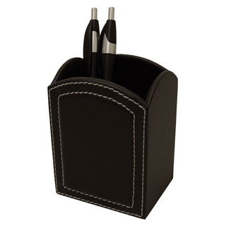 Dacasso Colors Pencil Cup - Midnight Black