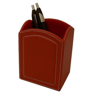 Dacasso Colors Pencil Cup - Rossa Red