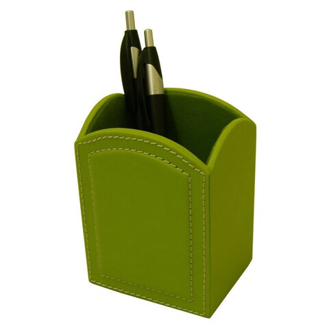 Dacasso Colors Pencil Cup - Lime Green
