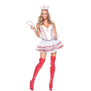 Women's Home Care Nurse 3-piece Costume