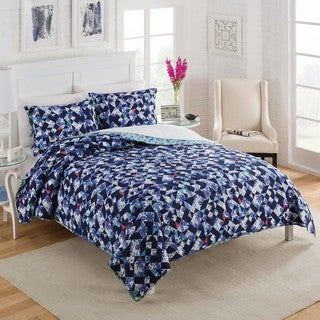 Vue Dreamflower Reversible Cotton Quilt