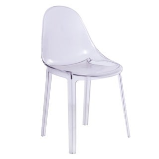 Clearma Transparent Dining Chair