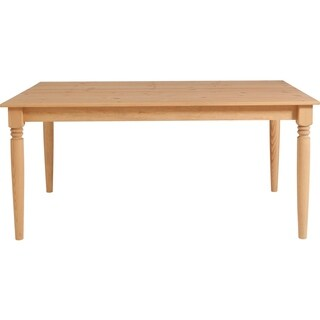 Scandinavian Living Nico Dining Table with 2 Extension Leaves