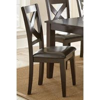 Greyson Living Copley Dining Chairs (Set of 2) - 40 inches high x 19 inches wide x 23 inches deep