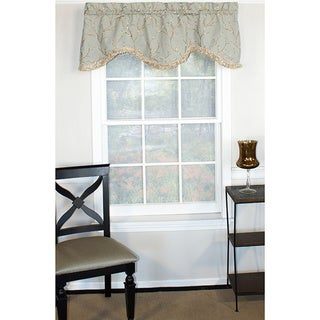 Spring Willow Cornice Valance
