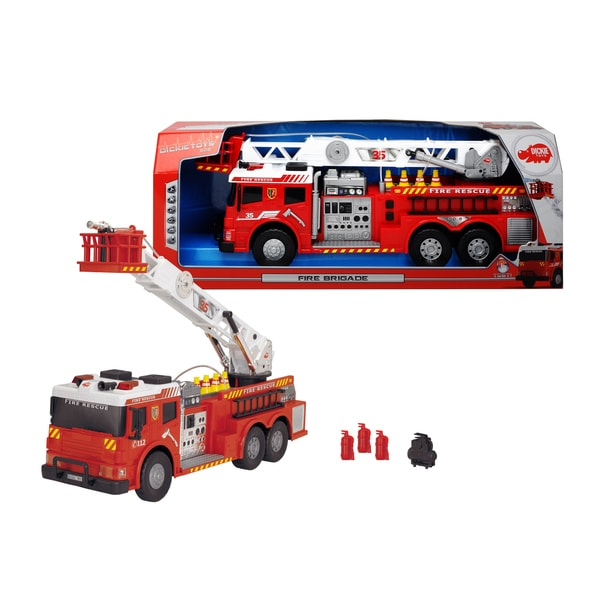 Dickie Toys International 24-Inch Fire Brigade